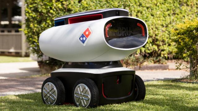 Pizza Robots