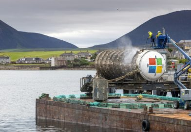 Microsoft Had a Crazy Idea to Put Servers Under Water—and It Totally Worked